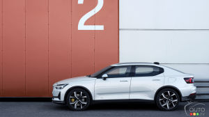 The Polestar 2 Makes Canadian Debut in Toronto