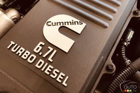 Three Millionth Cummins Engine for the Ram Brand