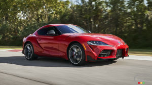 BMW Issues Recall of… the Toyota Supra