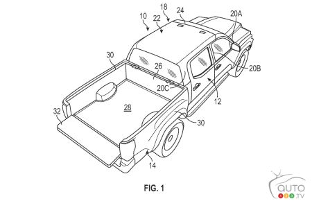 A Removable Roof for the Next Ford Ranger or New Bronco?