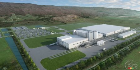 Nokian Officially Opens its First American Factory
