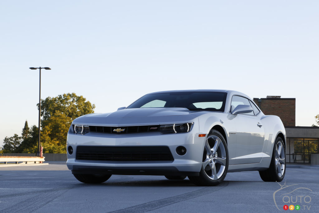 GM Sold Defective Camaro Key After a Recall, says Consumer Reports