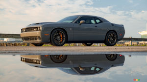 The Dodge Challenger Outsold Ford's Mustang in Q3 2019