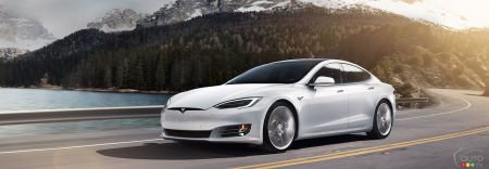 NHTSA Launches Probe of Tesla Over a Software Update