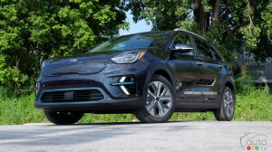 2019 Kia Niro EV Review: The Mr. Rogers of electric vehicles…