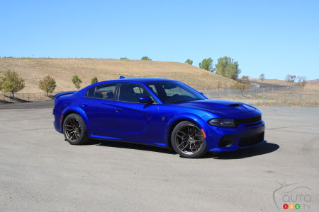 2020 Dodge Charger Hellcat Scat Pack Widebody First Drive
