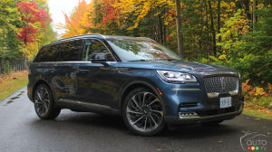 2020 Lincoln Aviator First Drive: Fashionably Late