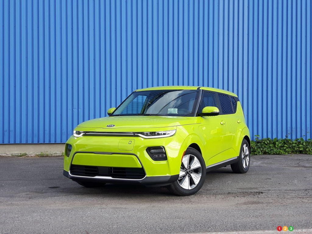 2020 Kia Soul EV Review: Do the Funky Toaster