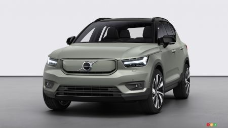 Volvo XC40 Recharge: Volvo's EV Offensive is Officially Underway