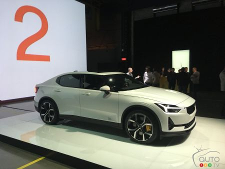 Montreal to Get North America's First Polestar Dealership