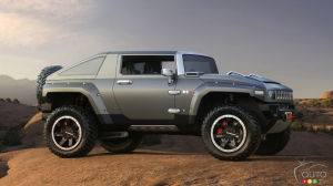 An Electric Hummer Still a Possibility