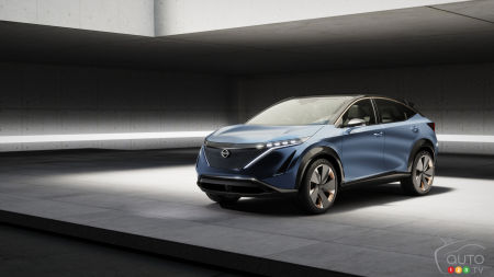Tokyo 2019: The future at Nissan is Called Ariya
