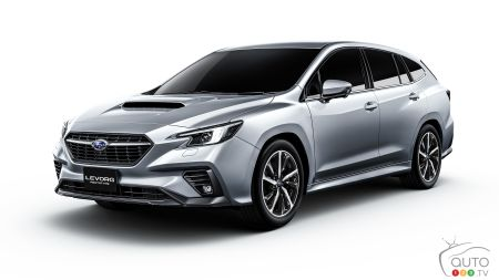 Tokyo 2019: Does the Subaru Levorg Concept Provide Hints for our Market?
