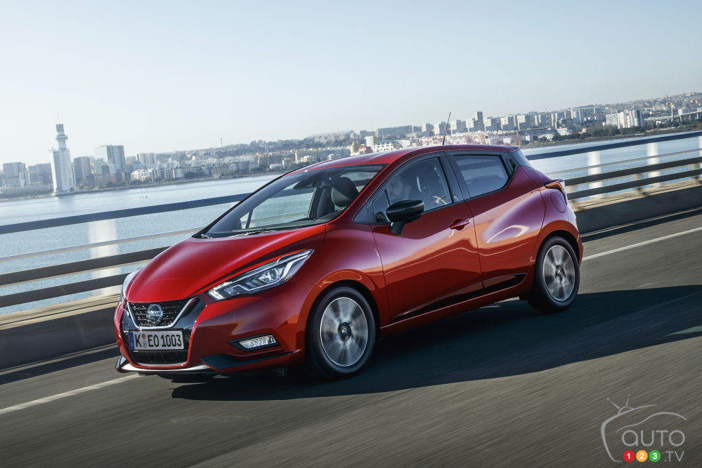 It's All Over for the Nissan Micra in Canada