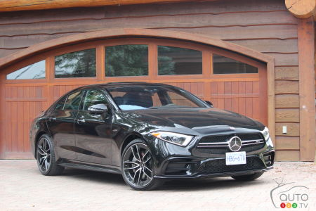 2019 Mercedes-AMG CLS 53 4MATIC+ Review: Extreme Premium