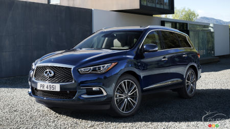 2019 Infiniti QX60 Review: the simplest of luxuries