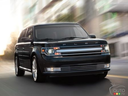 End of the Ford Flex Now Official; 450 Workers in Ontario To Be Laid Off