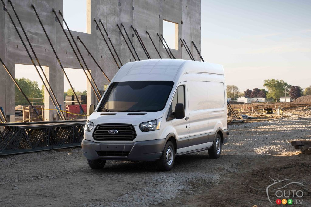Ford Issues New Recall of 320,000 Transit Vans