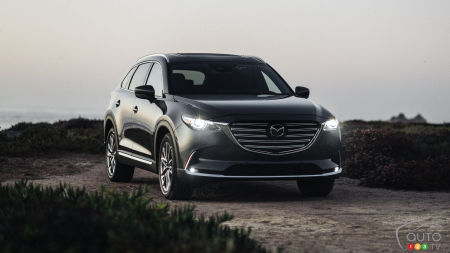 Mild Refresh, a Few Improvements for 2020 Mazda CX-9