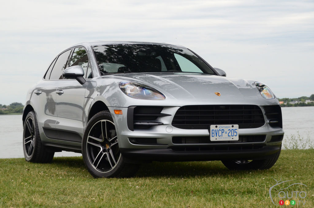 2019 Porsche Macan Review: Sports Car Dressed Up as SUV