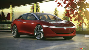 Volkswagen to Present New ID Electric Concept at LA Show