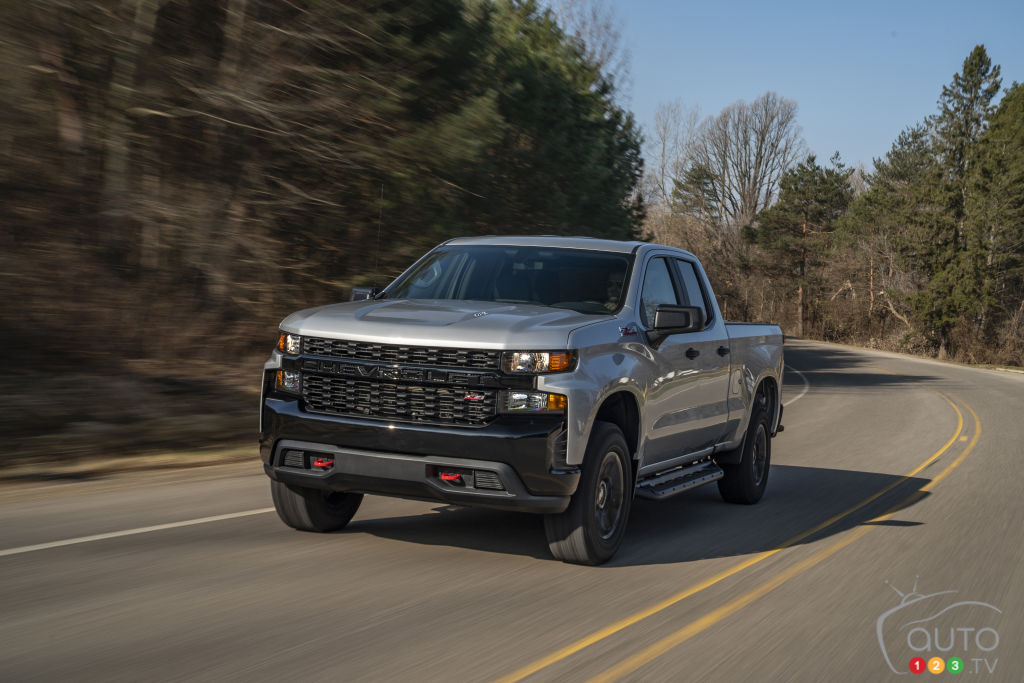 General Motors Recalling 638,000 Pickups and SUVs