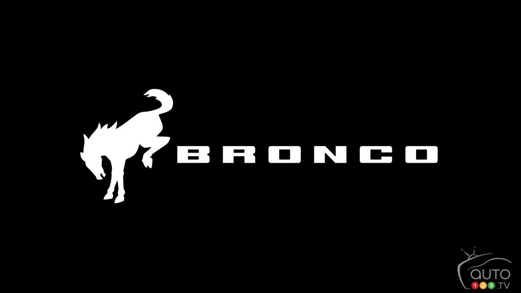 2021 Ford Bronco: Logo and Launch Date Revealed
