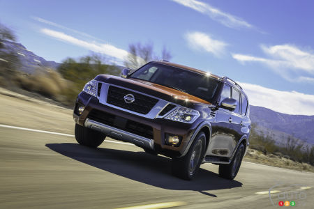 The Nissan Armada/Patrol Will Be Renewed