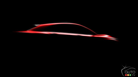 Infiniti Teases First Image of its Future QX55