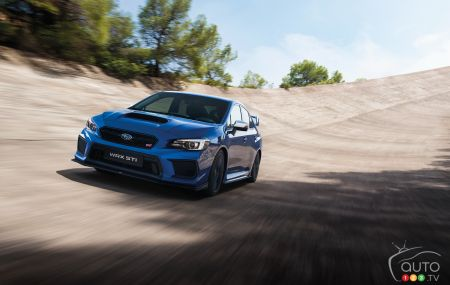 A Two-Door Subaru WRX/STI on the Horizon From Subaru/Toyota Partnership?