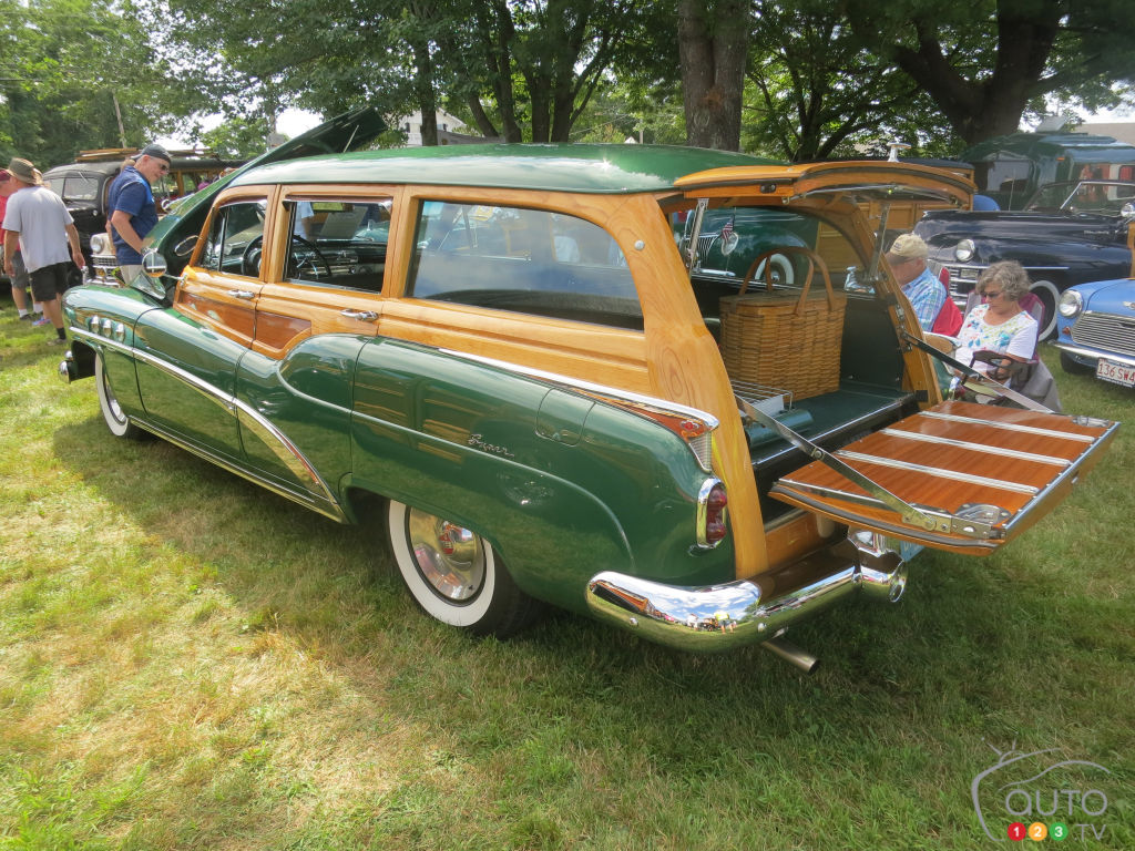 Top 10 Cars of the 2019 East Coast Woodies: Closer to Nature!