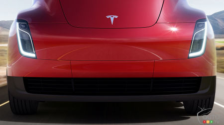 Tesla's Pickup Truck Will Be Presented in Los Angeles