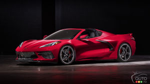 Production of New Corvette Delayed until February 2020