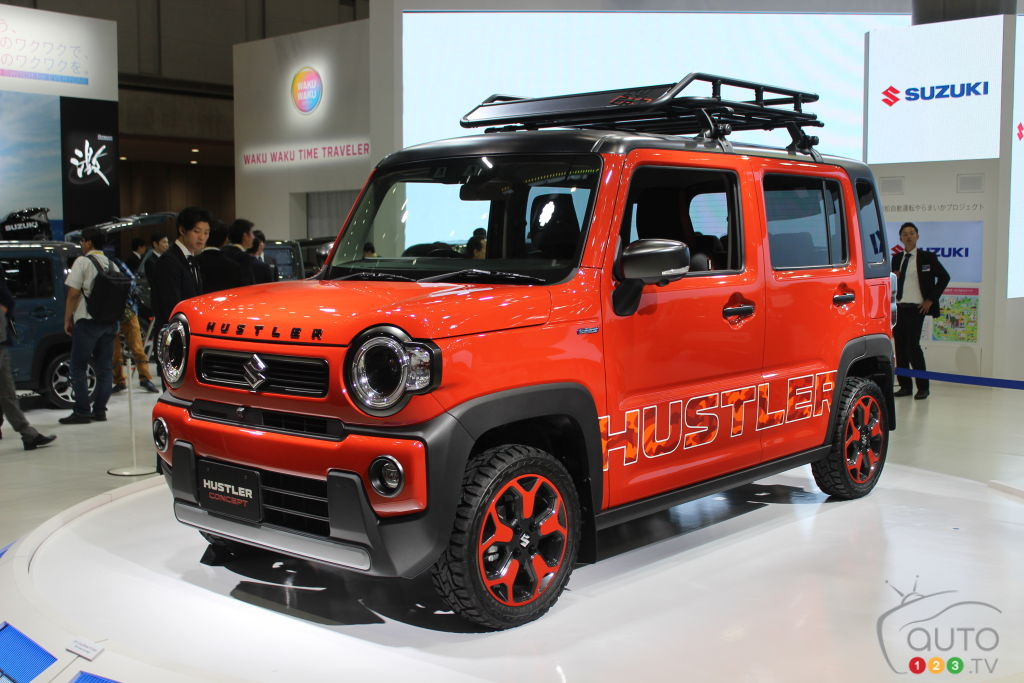 Top Vehicles and Presentations of the 2019 Tokyo Motor Show