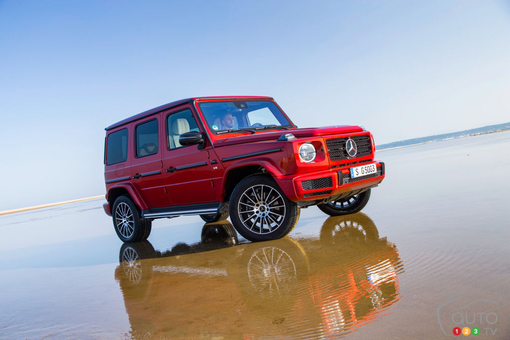 Confirmed: The Mercedes-Benz G-Class Going Electric… Eventually