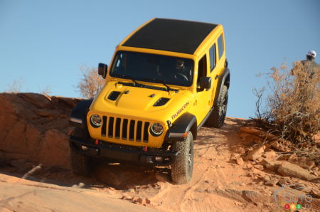 2020 Jeep Wrangler EcoDiesel First Drive: It's All There, Except…