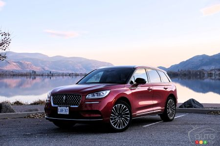 2020 Lincoln Corsair First Drive: Dashing, debonair and… unmenacing