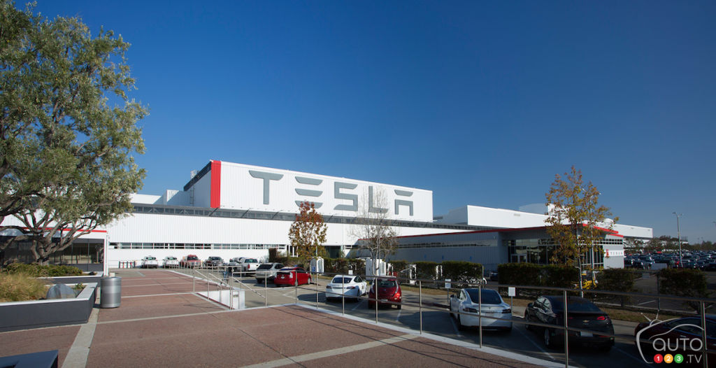 Tesla Will Build a Fourth Gigafactory, This Time in Germany