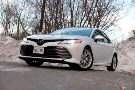 Toyota Camry and Avalon Being Fitted for AWD