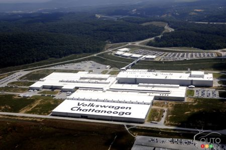 Volkswagen Will Expand Tennessee Plant to Build EVS There