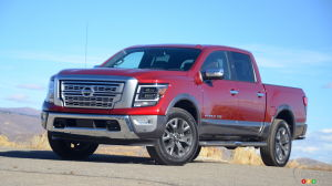 2020 Nissan Titan First Drive: Fourth Star of the Game?