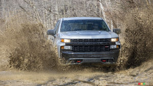 After the Colorado ZR2 Bison, the Chevrolet Silverado for GM and AEV?