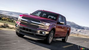 Ford Recalling Three Models, Affecting 50,000 Units in Canada