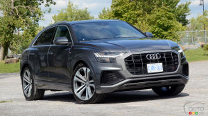 2019 Audi Q8 review: A(nother) trendy SUV