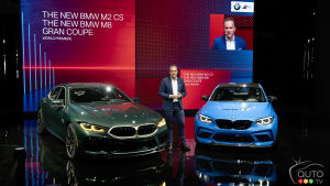 Los Angeles 2019: BMW and its Cavalcade of New Products