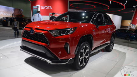 Top 10 Vehicles at the 2019 Los Angeles Auto Show: Nine SUVs… and One Car