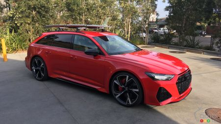 2020 Audi RS 6 Avant First Drive: Tasting forbidden fruit