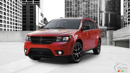 The Next Dodge Journey To Be Built on an Alfa Romeo Base?