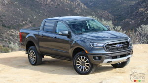 Ford Recalling 78,264 Ranger Trucks, Including Over 5,500 in Canada