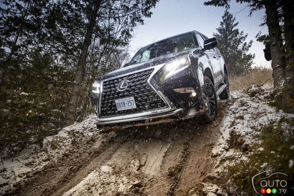 2020 Lexus GX 460 First Drive: Brakes? What For?